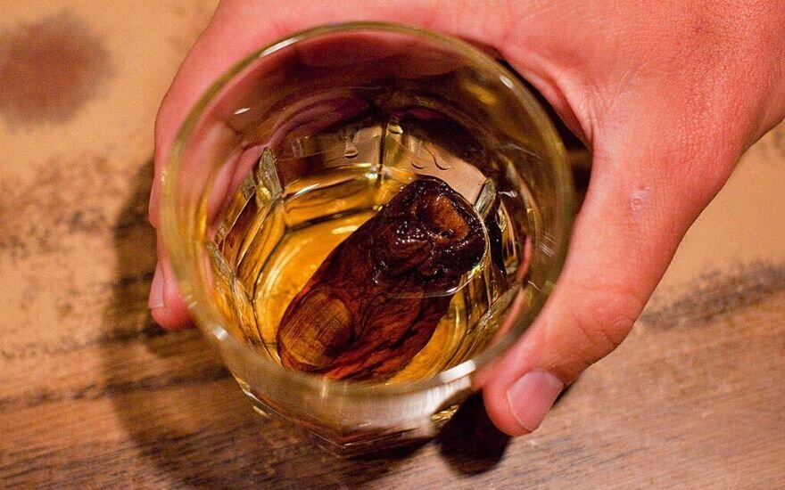 5 Weird Alcoholic Drinks From Around The World