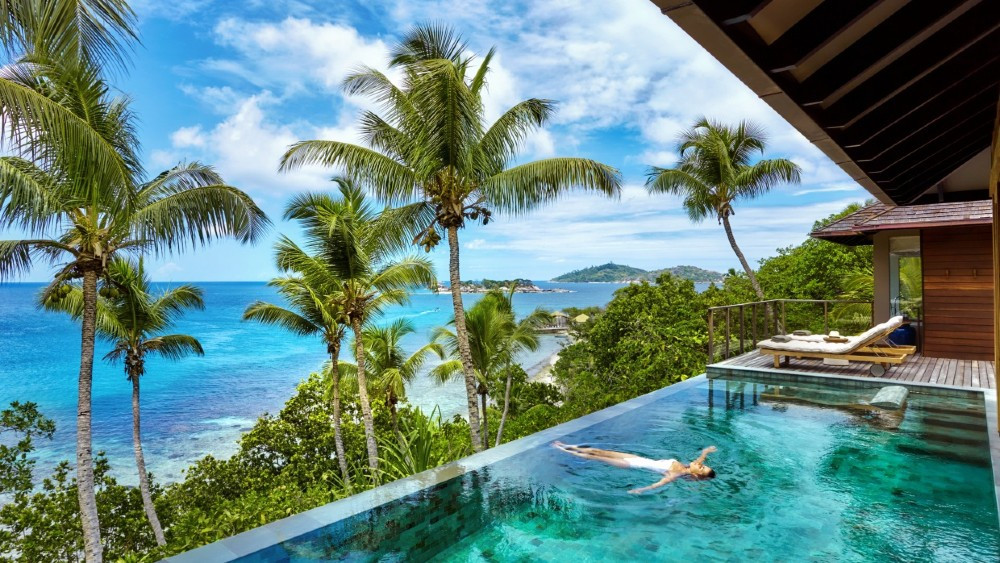 Top Luxury  Island Resorts in Seychelles For Safe Travels in 2021 first Quarter